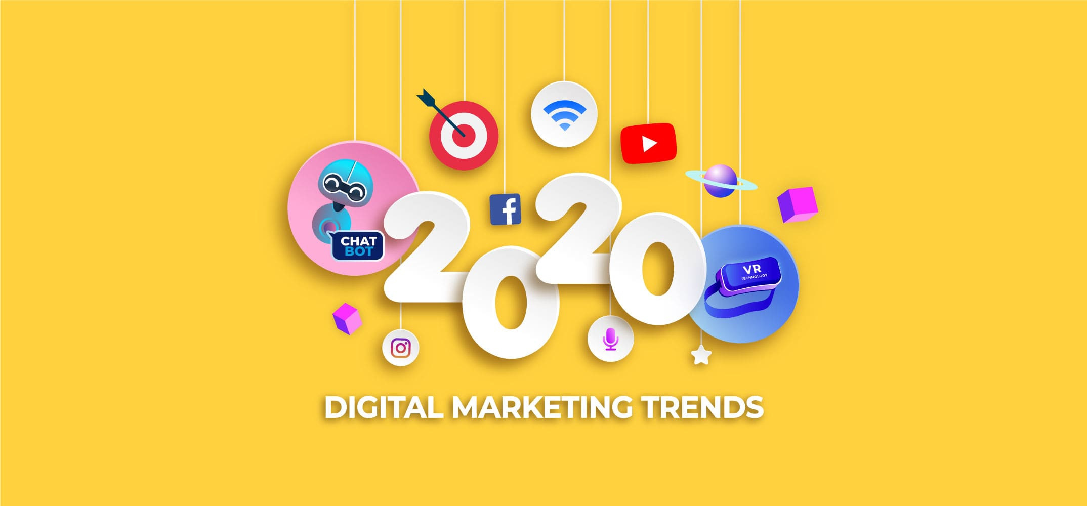 Digital Marketing για το 2020