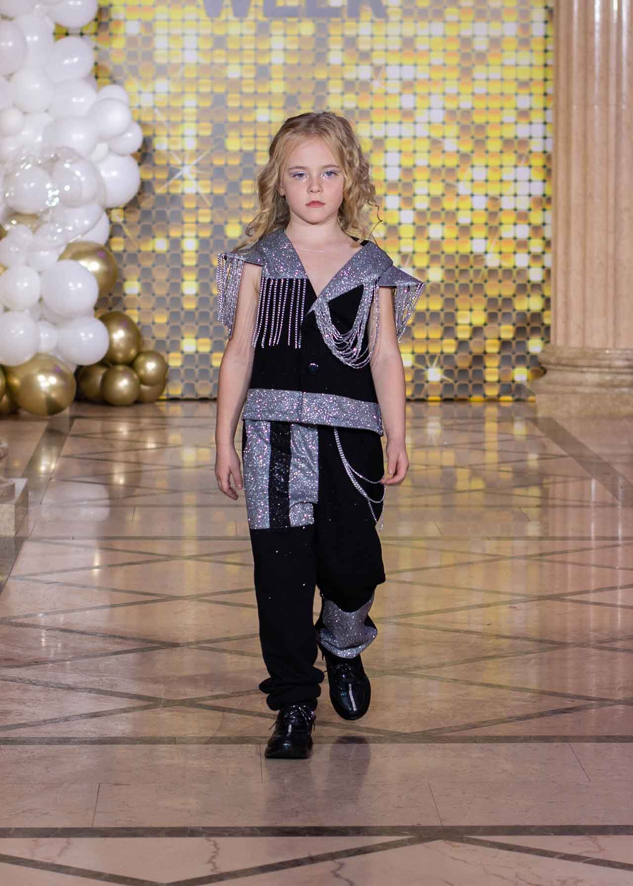 The second day of Odessa Fashion Week was dedicated to children