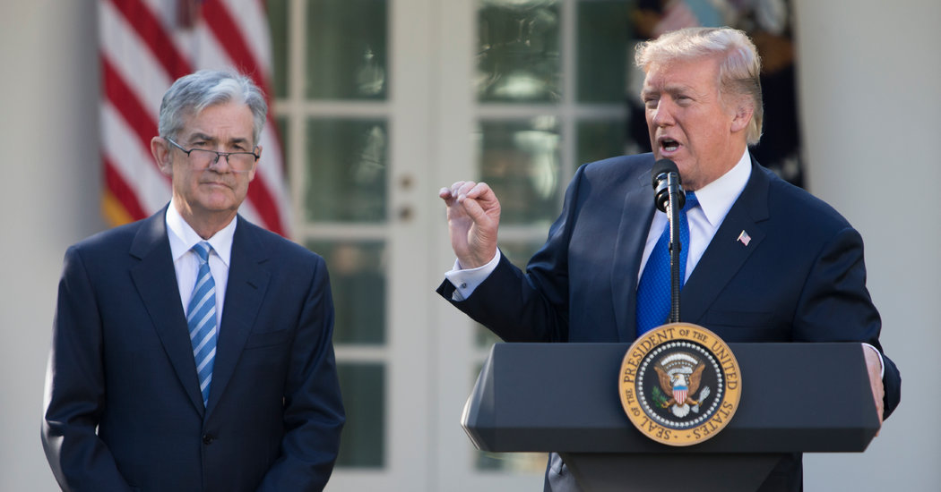 Trump's Feud With the Fed Is Rooted in Presidential History