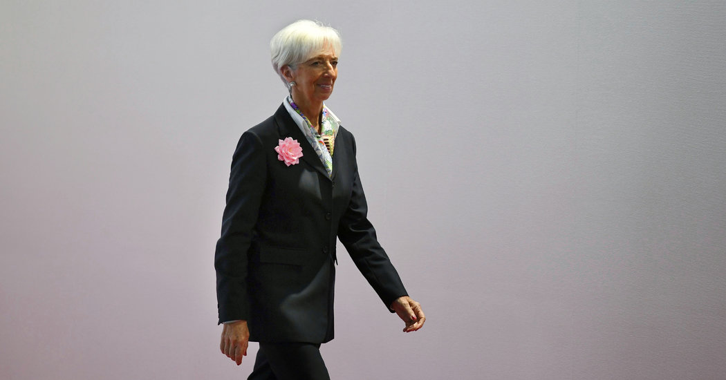 Christine Lagarde Is Picked as E.C.B.'s New President. What Does the Bank Do?