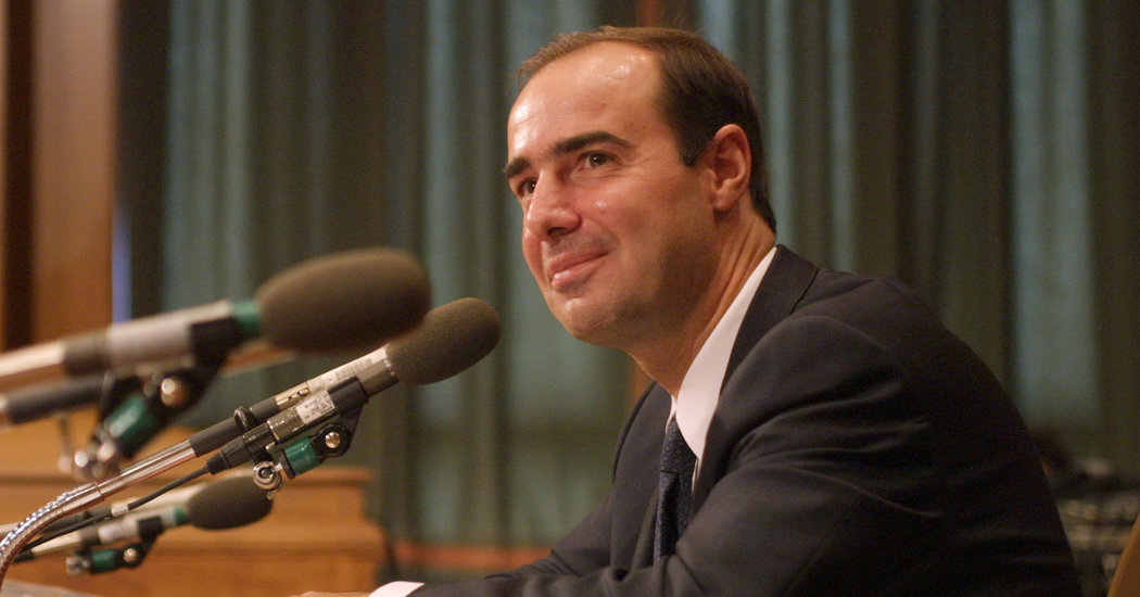 Eugene Scalia, Trump's Labor Pick, Has Fought for Corporate Clients