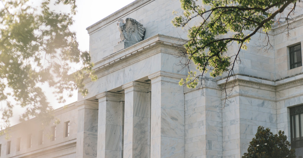 Fed Cuts Interest Rates for First Time Since 2008 Crisis