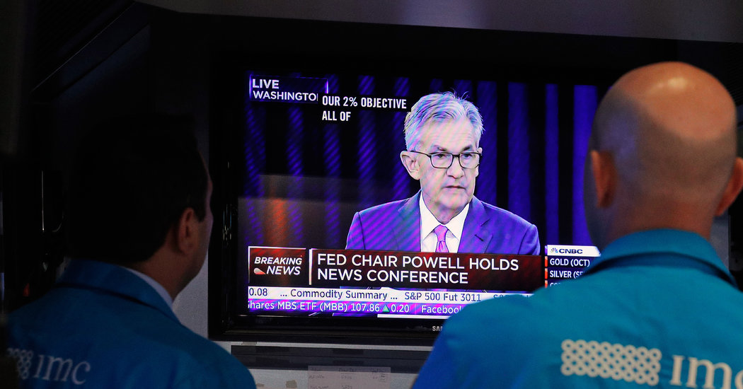 Why the Fed Cut Rates: To Try to Fix Last Year's Mistake