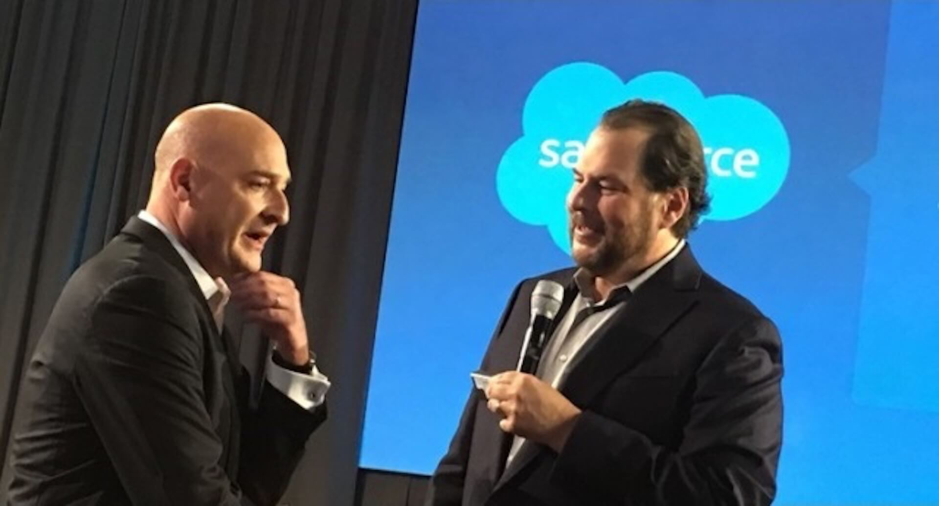 Salesforce asserts its position in CDP space, reports another record quarter