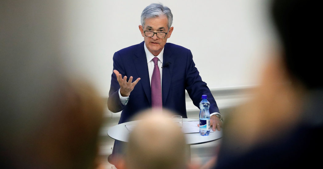 Fed Chair Powell Says Central Bank Will Keep Economic Expansion Going