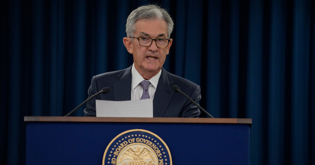 Fed Cuts Interest Rates by Another Quarter Point