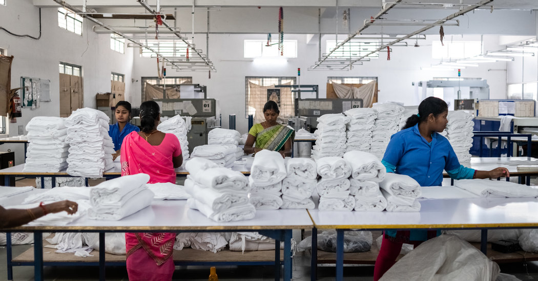 From Underwear to Cars, India's Economy Is Fraying