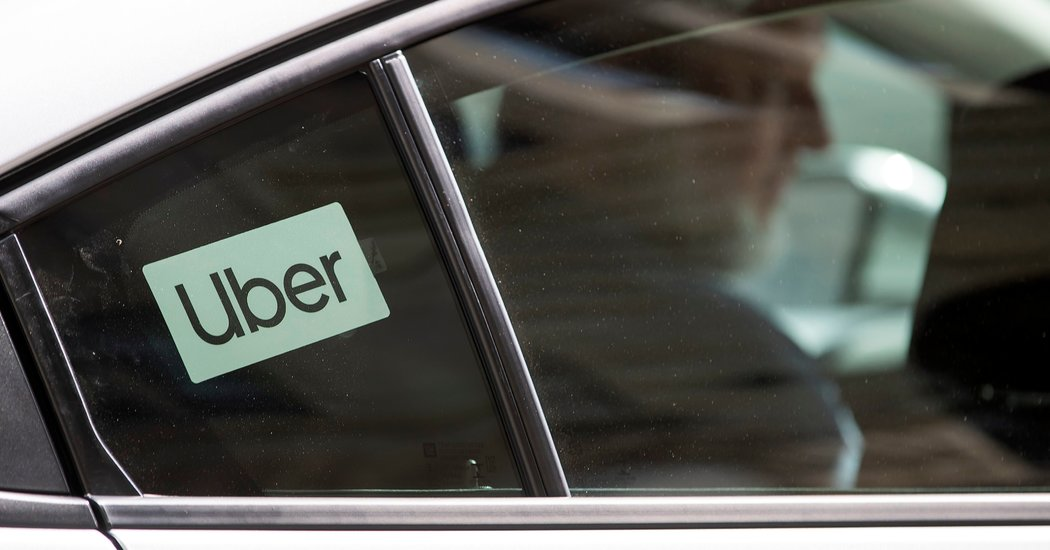 New Lawsuit Against Uber Is Set to Test Its Classification of Workers