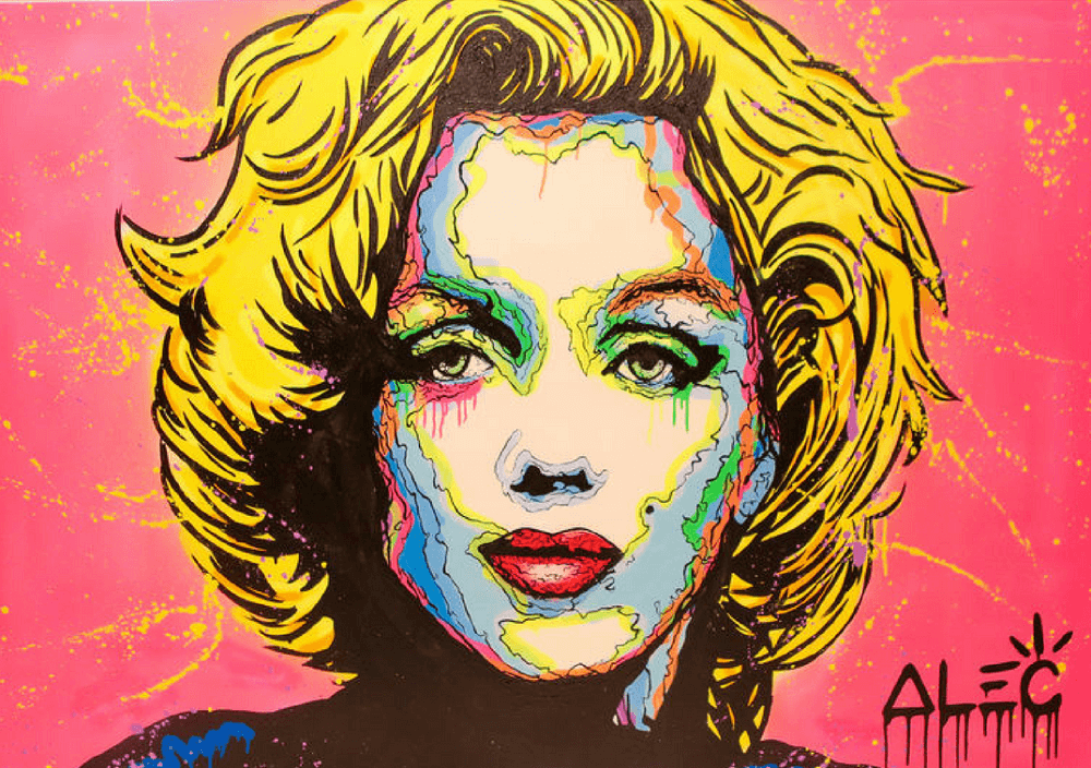 Marilyn Monroe: The Face of Modern Art
