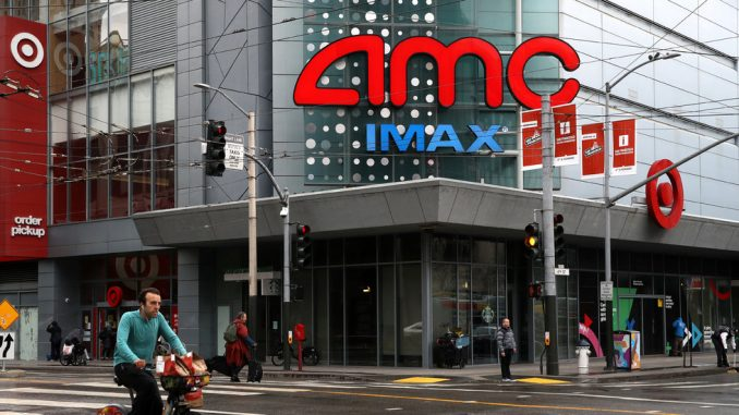 AMC Says 'Almost All' U.S. Theaters Will Reopen in July