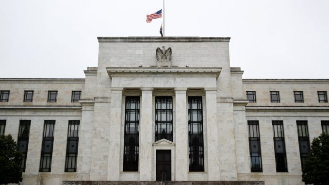Fed Leaves Rates Unchanged and Projects Years of High Unemployment