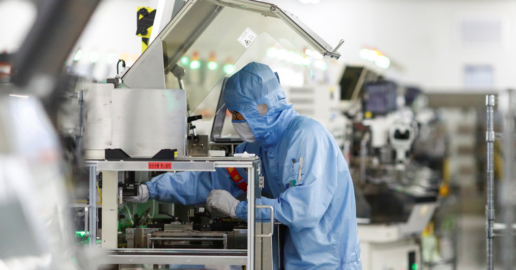 Lawmakers Push to Invest Billions in Semiconductor Industry to Counter China