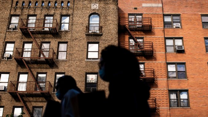 N.Y.C., Facing Pandemic Fallout, Freezes Rent for 2 Million Tenants for a Year