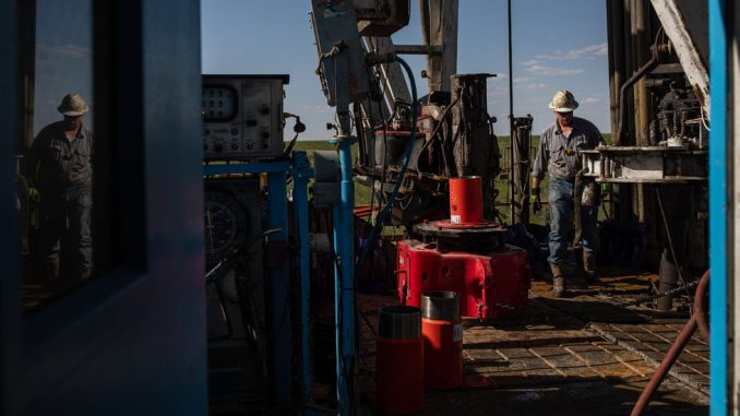Still Reeling From Oil Plunge, Texas Faces New Threat: Surge in Virus Cases