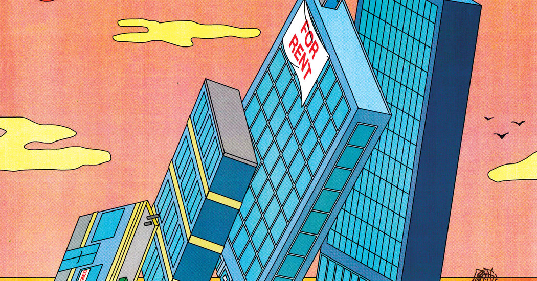 Tenants' Troubles Put Stress on Commercial Real Estate