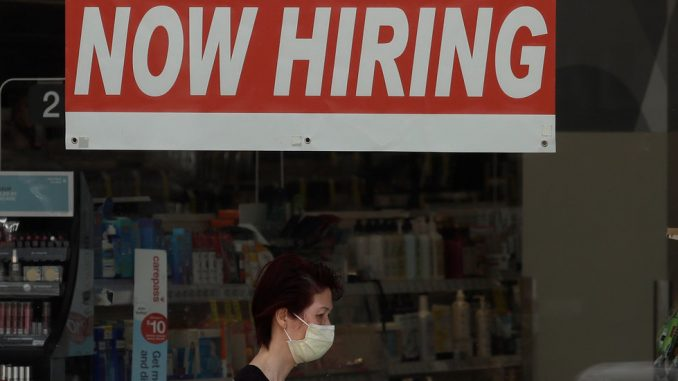 Hiring Outlook Remains Dim As Unemployment Claims Continue to Pour In
