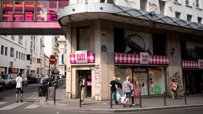 Tati, a 'Place Where Everybody Can Shop,' Is Closing Its Doors in Paris