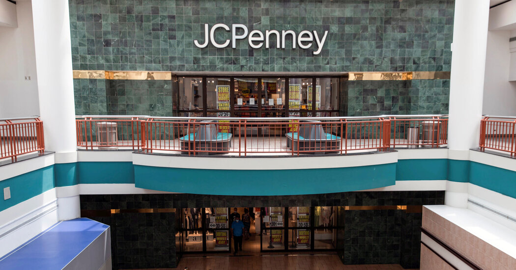 J.C. Penney Avoids Liquidation in Sale to Mall Operators Simon and Brookfield