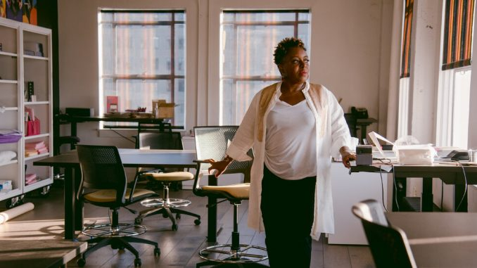 Working From Home Poses Hurdles for Employees of Color