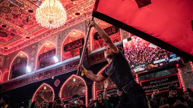 From Iraq, an Intimate Glimpse of the Religious Holiday of Arbaeen