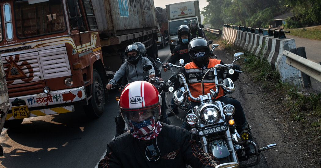 Harley Davidson to Leave India After Poor Sales
