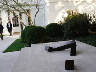 How an Isamu Noguchi Sculpture Came to the White House – ARTnews.com