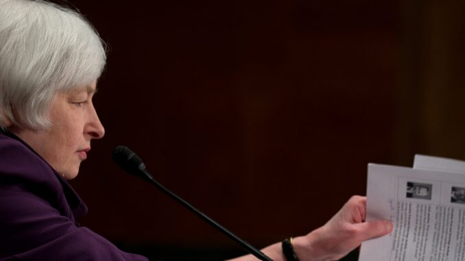 Janet Yellen Has Excelled at Big Jobs. This Will Be the Hardest One Yet.