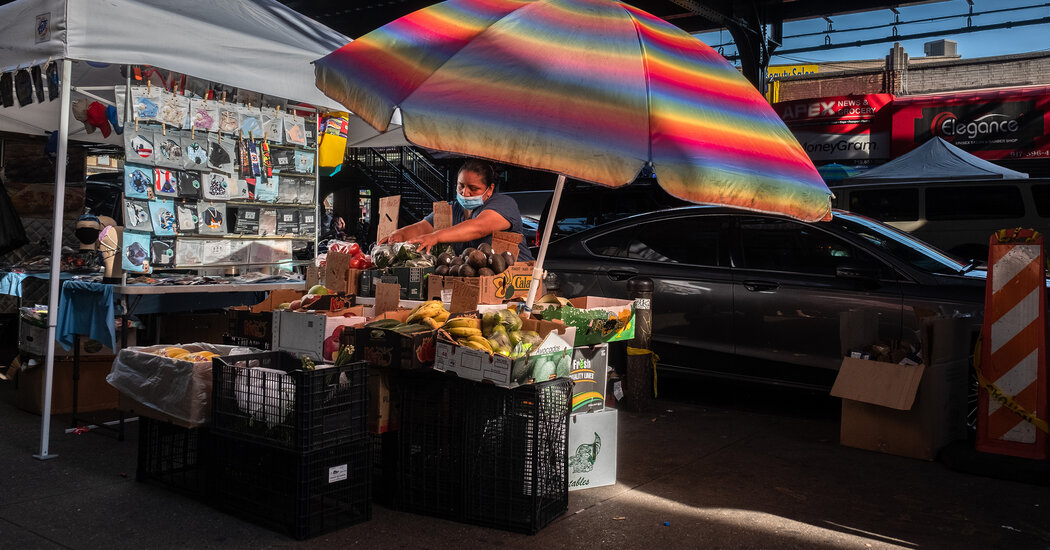 Undocumented and Unemployed: The Street Vendors of Queens