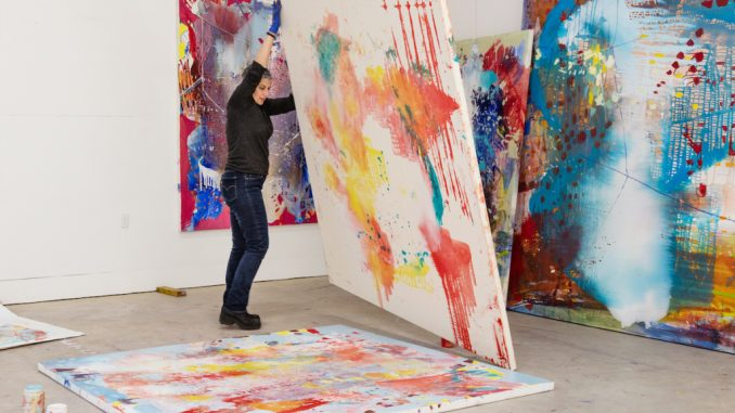 Abstract Painter Dies at 56 – ARTnews.com