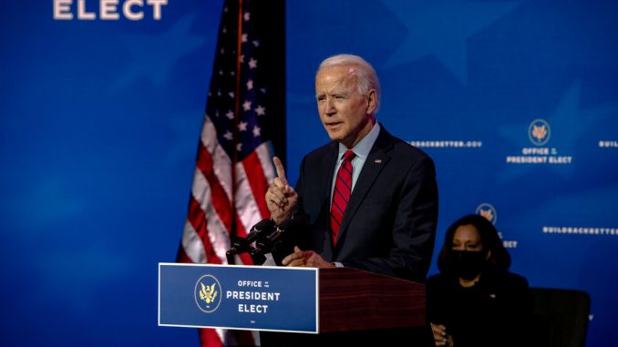 How Biden Can Move His Economic Agenda Without Congress