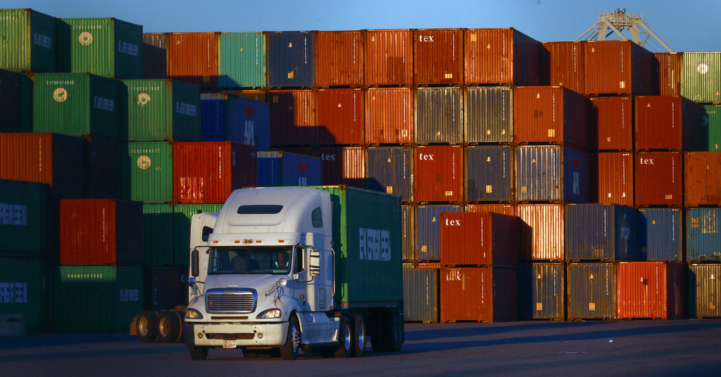 Trade With China Roars Back As Americans Are Stuck At Home