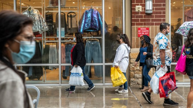 What 2020 Was Like for People in the Retail Industry