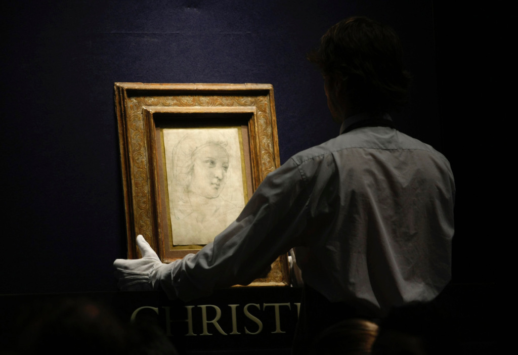 The Most Expensive Old Masters Artworks Ever Sold at Auction – ARTnews.com