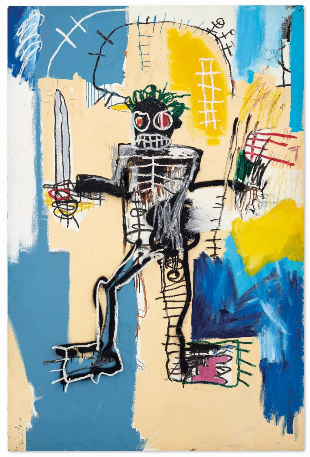 $31 M. Basquiat Poised to Sell at Christie's in Hong Kong – ARTnews.com
