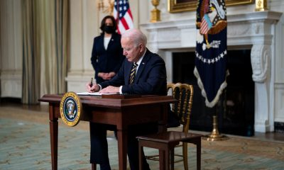 Amid Shortfalls, Biden Signs Executive Order to Bolster Critical Supply Chains