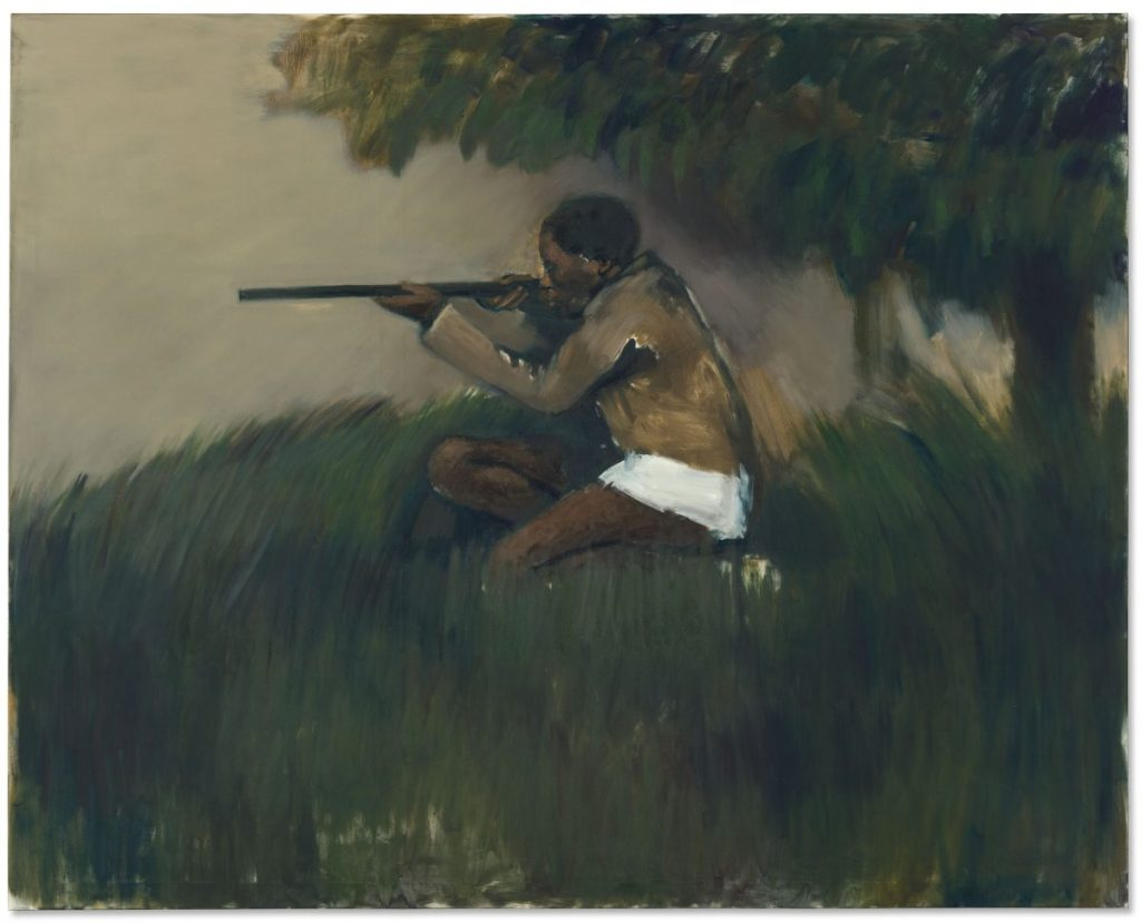 Lynette Yiadom-Boakye Painting from Turner Prize Showcase to Be Sold – ARTnews.com