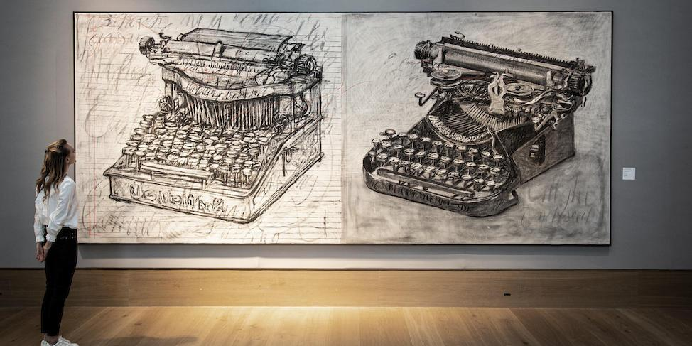 Monumental William Kentridge Drawing Sets Record in London Auction – ARTnews.com