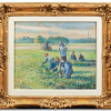 Pissarro Restituted from Paris Museum Show For Sale at Sotheby's Paris – ARTnews.com