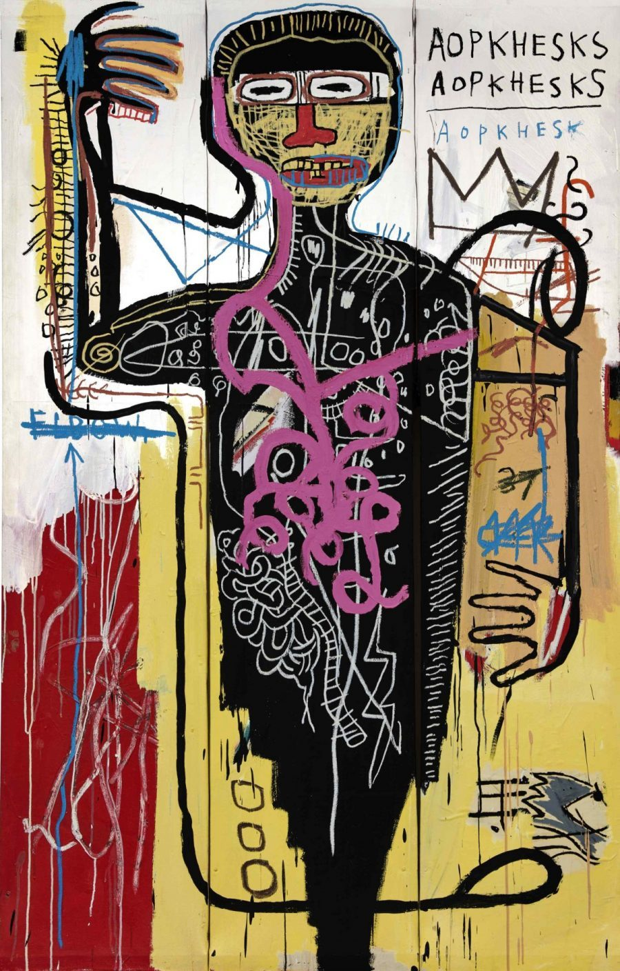 Sotheby's Unveils $35 M. Basquiat to Make Auction Debut in May – ARTnews.com