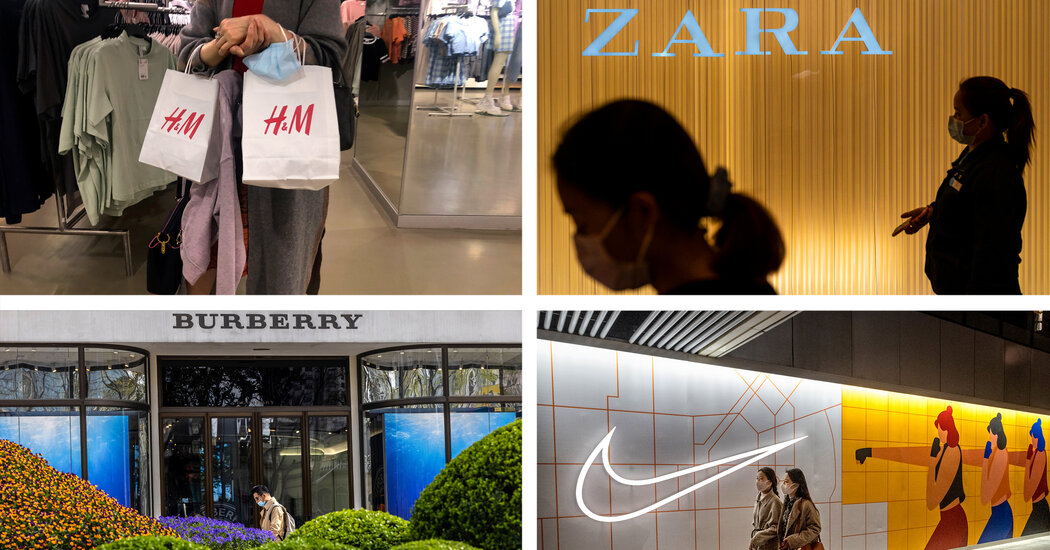 Why H&M, Nike and Others Are Being Boycotted in China