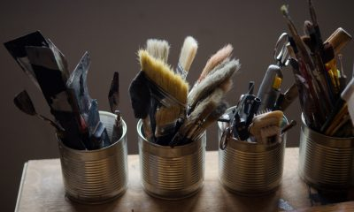 A Dozen Things Every Artist's Studio Needs – ARTnews.com