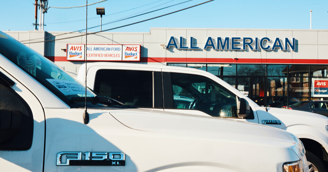 Auto sales helped get the American economy off to a good start in 2021.