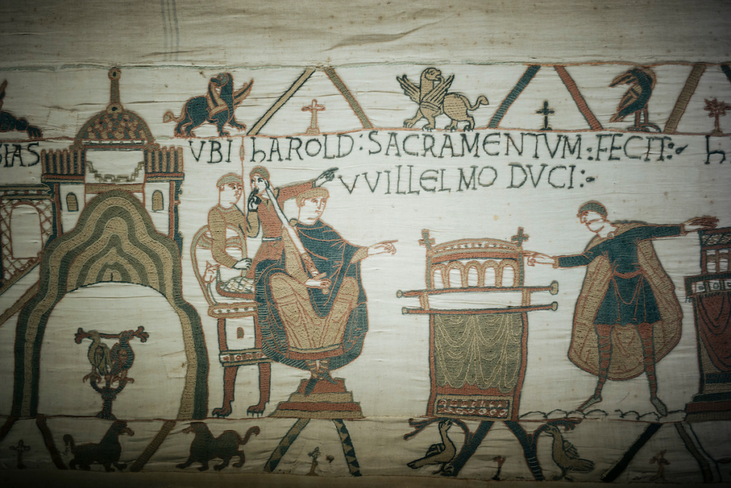 Bayeux Tapestry Condition Report Puts Planned Loan to U.K. in Jeopardy – ARTnews.com