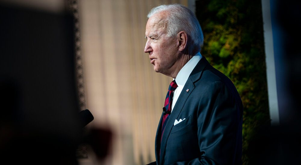 Biden Will Seek Tax Increase on Rich to Fund Child Care and Education