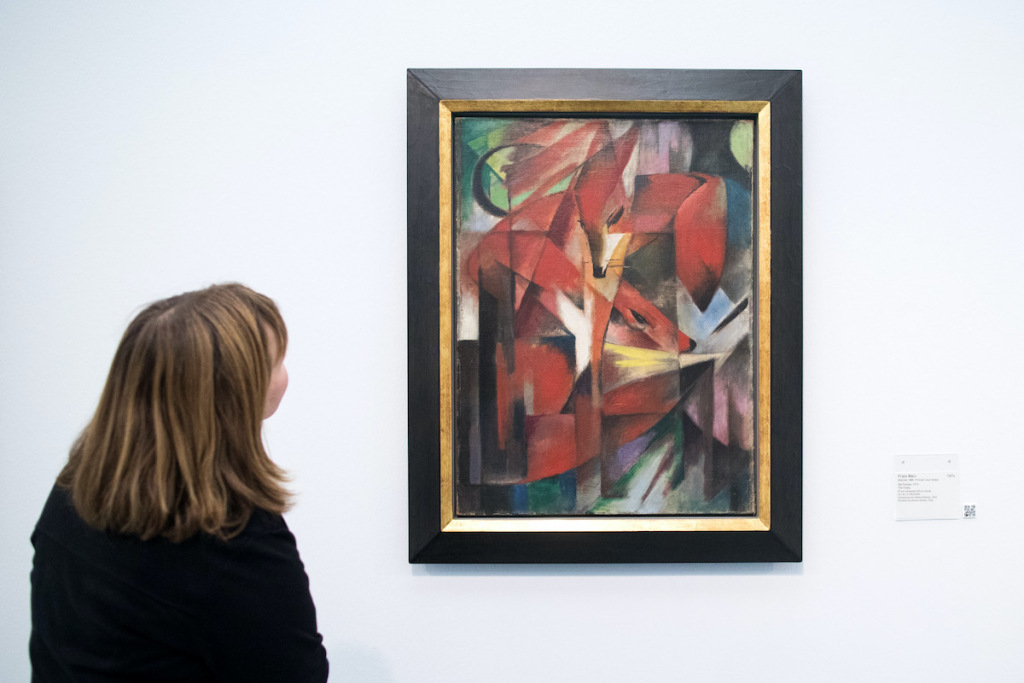 Franz Marc Painting To Be Returned to Heirs of Former Owner – ARTnews.com
