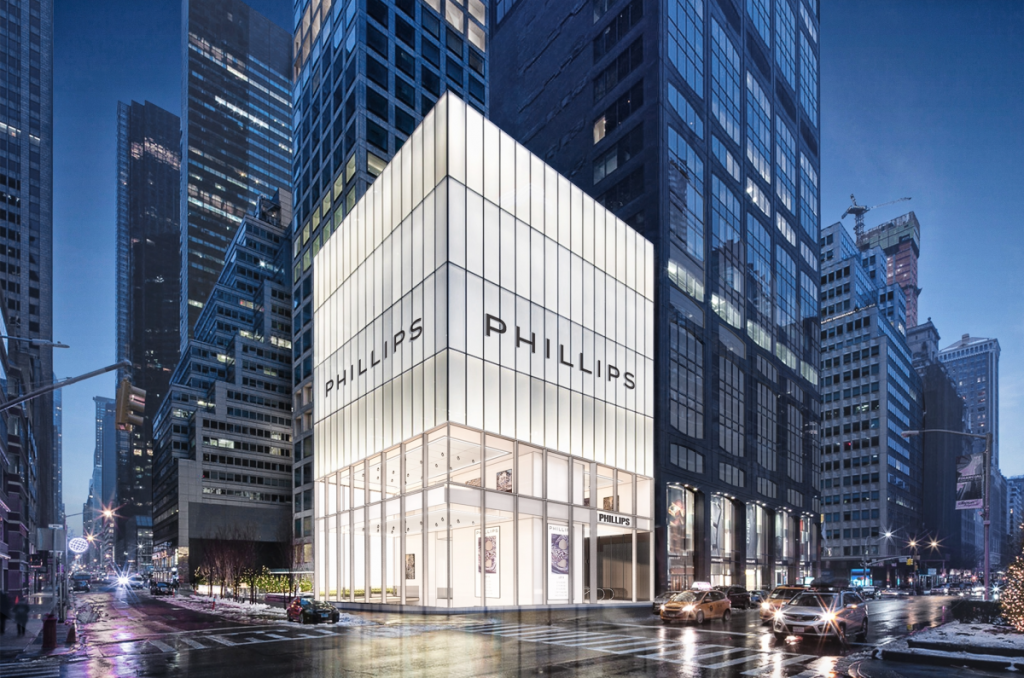 Phillips Launches Art Advisory Firm Aimed at Primary Market Sales – ARTnews.com