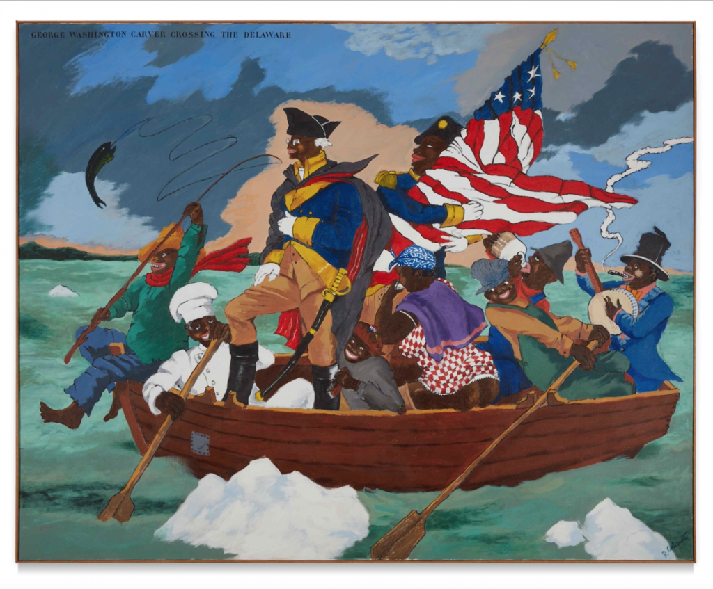 Robert Colescott Painting Expected to Fetch $9 M. at Sotheby's – ARTnews.com