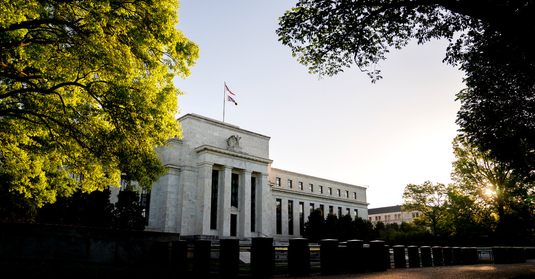 A Fed vice chair says trying to choke off inflation could 'constrain' the recovery.