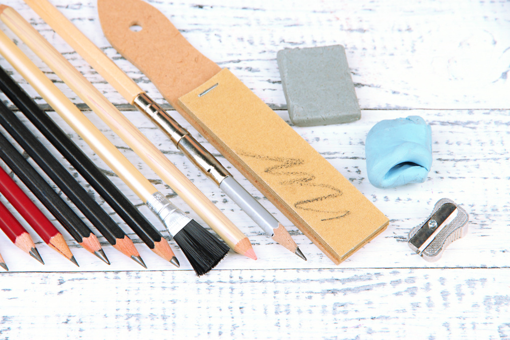 Best Sandpaper Pointers for Sharpening Drawing Tools – ARTnews.com