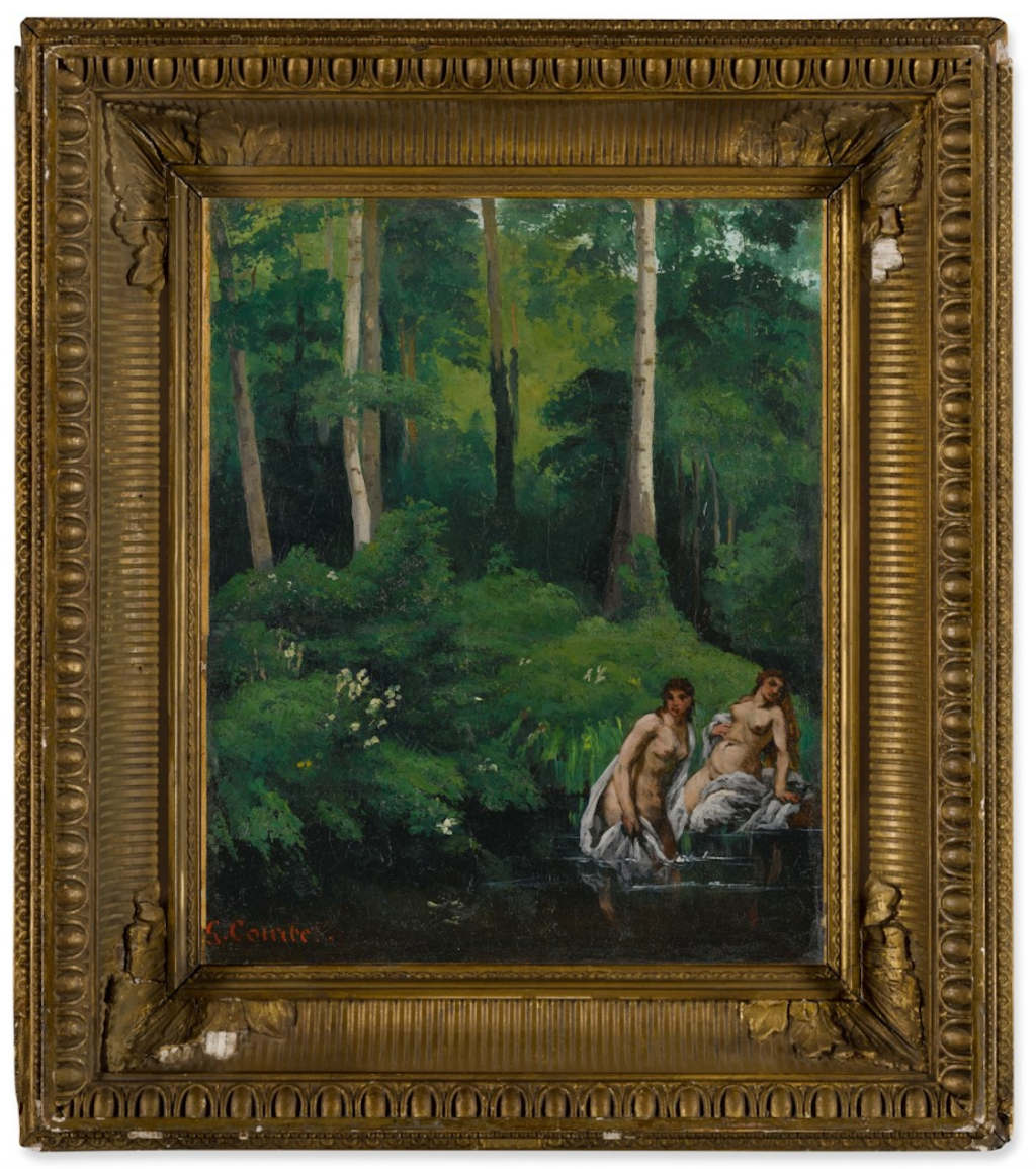 Courbet Restituted to Heirs of Noble Hungarian Collector – ARTnews.com